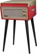 Crosley Bermuda Vintage Red