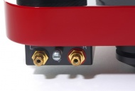 Pro-Ject RPM 5 Carbon Piano Red + Quintet red