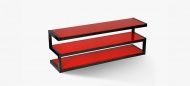 NorStone Esse 140 - black / red