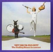 Rolling Stones - Get Yer Ya YA´S Out LP