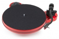 Pro-Ject RPM 1 Carbon Red + 2M Red
