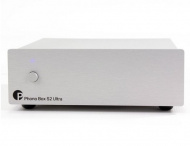Pro-Ject Phono Box S2 Ultra Silver