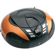 Prehrávač CD / MP3 Lenco SCD-37 USB oranžová