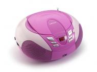 Prehrávač CD / MP3 Lenco SCD-37 USB ružová