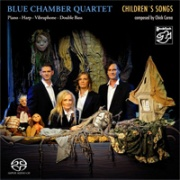 Blue Chamber Quartet - Children´s Songs Composed...  - SACD/CD (5.1 + Stereo)