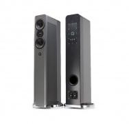 Q Acoustics Concept 500 Silver a Ebony