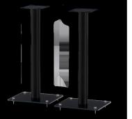 Stojan Sonorous SP 100 čierne sklo-čierna