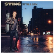 Sting - 57th and 9th/Black LP