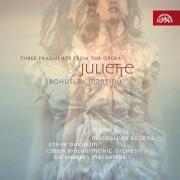 Česká filharmonie Mackerras Ch, Martinů - Suita z Juliett CD