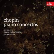 Chopin - Klavírní koncerty CD