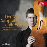 Tomáš Jamník/Dvořák - Kompletní dílo pro violoncello (2CD)