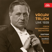 VáclavTalich - Smetana/Dvořák - Má vlast (2CD)