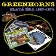 Zelenáči (Greenhorns) - Zlatá éra 1967 - 1974 CD (3)