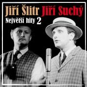 Jiří Suchý & Jiří Šlitr -  Největší hity 2 CD