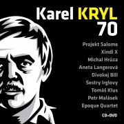 Karel Kryl - Karel Kryl 70 CD+DVD