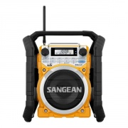 Radio Sangean U-4 BT Yellow