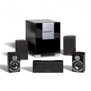 Quadral Chromium Style Surround 2008 Black High Gloss