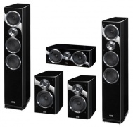 Heco Celan GT set 702 - Piano Black