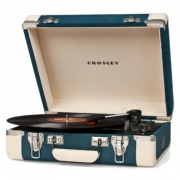 Crosley Executive Vintage Teal