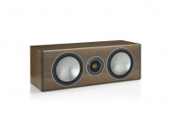Monitor Audio Bronze Centre Walnut Pearlescent