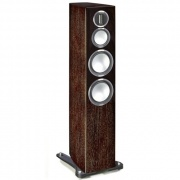 Monitor Audio Gold 300 - Dark Walnut Real Wood Veneer