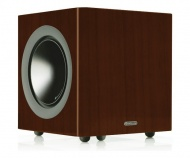Monitor Audio Radius 380 - Walnut Real Wood Veneer