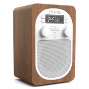 Pure Evoke H3 Walnut
