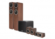 Q Acoustics 3050i Plus 5.1 English Walnut