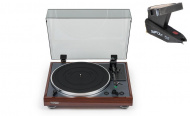 THORENS TD-102A Walnut + Ortofon Super OM 5E