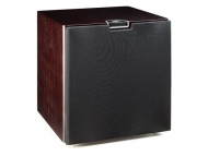 Monitor Audio Gold W15 - Dark Walnut Real Wood Veneer