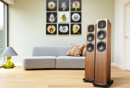 Neat Acoustics Motive SX1 American Walnut
