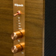 Klipsch The Three - Walnut