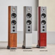 Audiovector R6 Arreté Italian Walnut