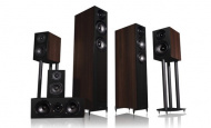 Wharfedale Diamond 12 Walnut