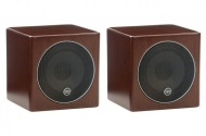 Monitor Audio Radius 45 - Walnut Real Wood Veneer