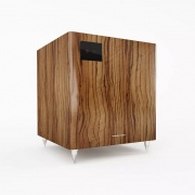 Acoustic Energy AE108 Walnut Vinyl Veneer