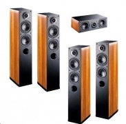 Indiana Line NOTA X Home Cinema set 5.0 Big Walnut