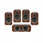Q Acoustics 3020i 5.0 English Walnut