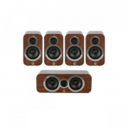 Q Acoustics 3010i 5.0 English Walnut