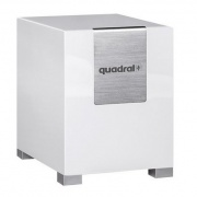 Quadral Qube 10 Aktiv White High Gloss