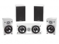 Quadral Chromium Style 5.0 White High Gloss