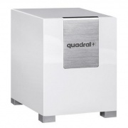 Quadral Qube 12 Aktiv Glossy White