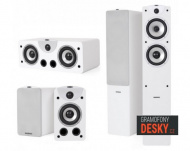 Dynavoice Magic HOME CINEMA SET 5 White