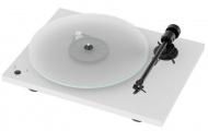 Pro-ject T1 Phono SB Satin White + OM5E