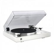 DUAL CS 600 White Piano + Ortofon OM 10
