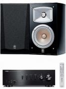 Yamaha A-S501 + NS-333