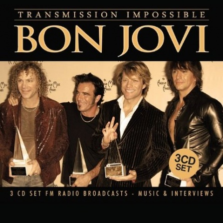 Bon Jovi - Transmission Impossible (3 CD)