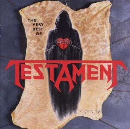 Testament - The Very Best Of Testament - CD