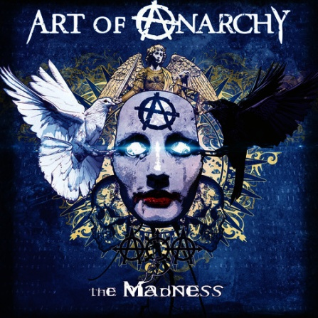 Art Of Anarchy - Madness CD