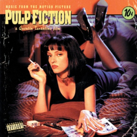 PULP FICTION - Soundtrack LP